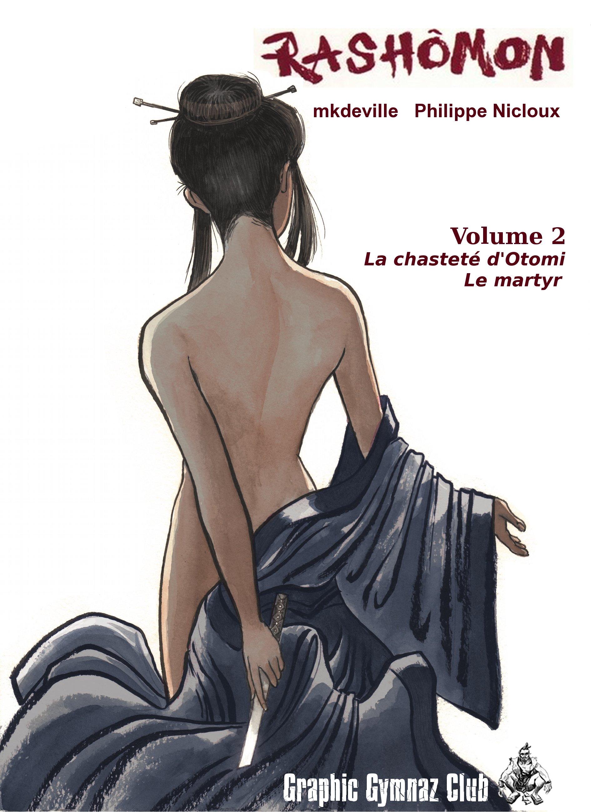 couverture de rashômon et autres contes